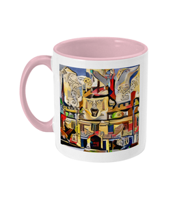 Jesus College Oxford university Coffee Mug