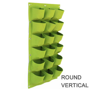 Vertical Hanging Growing Bag