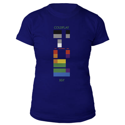 X&Y Album Cover Women's Tee - Coldplay US