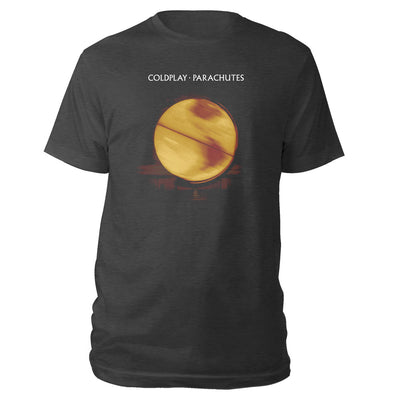Parachutes Album Cover Tee - Coldplay US