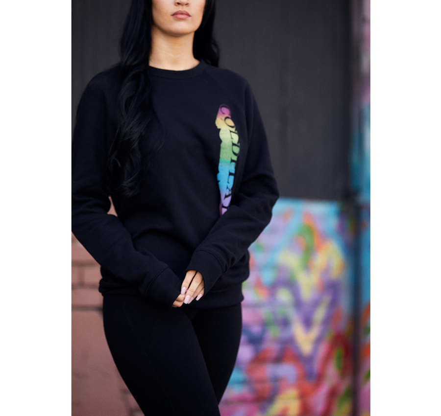 SPECTRUM CREWNECK SWEATSHIRT-Coldplay