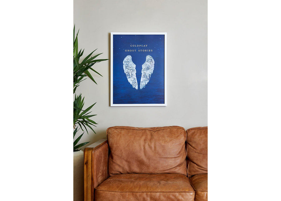 GHOST STORIES - LITHOGRAPH