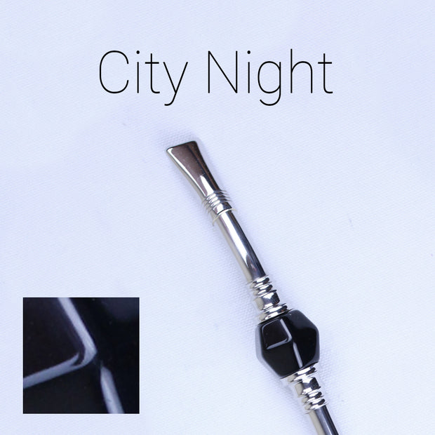 City Night Strain Straw 7.5