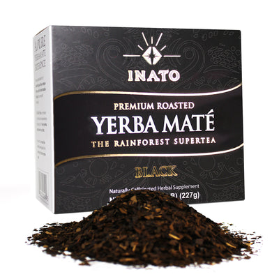 PREMIUM Yerba Mate Roasted (Black)
