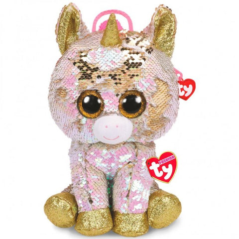 Beanie Boos Regular Sequins Fantasia Unicorn