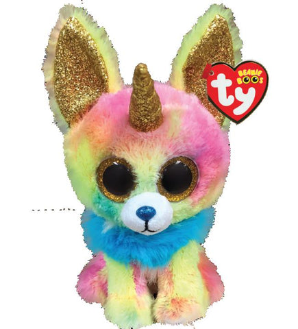 Beanie Boos Medium - Yips Chihuahua with Horn