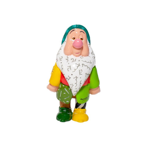 Britto Mini Dwarf Sleepy Figurine