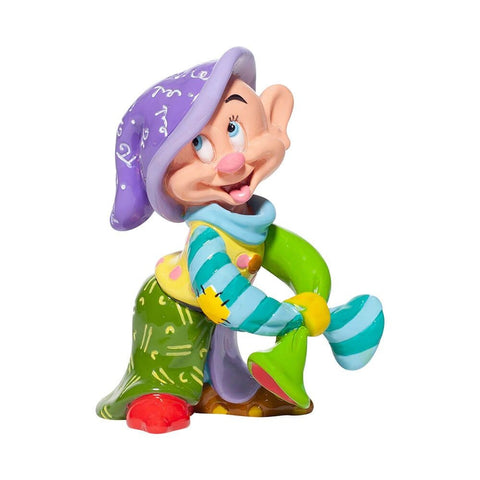 Britto Mini Dwarf Dopey Figurine