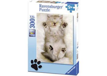 Ravensburger - The Cuddly Kitten Puzzle 300pc