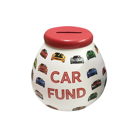 Car Fund - Pot Of Dreams