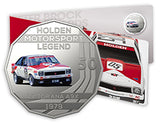2018 Holden Motorsport - 1979 LX Torana A9X 2018 50c Uncirculated Coin