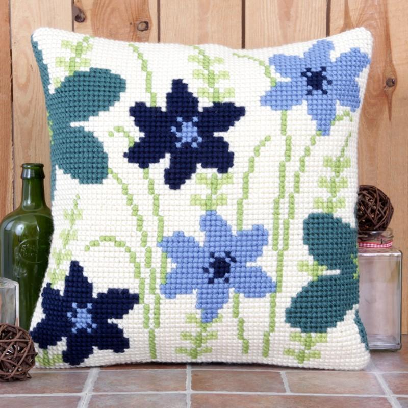 Scatter Tapestry Cross Stitch Cushion Kit UK