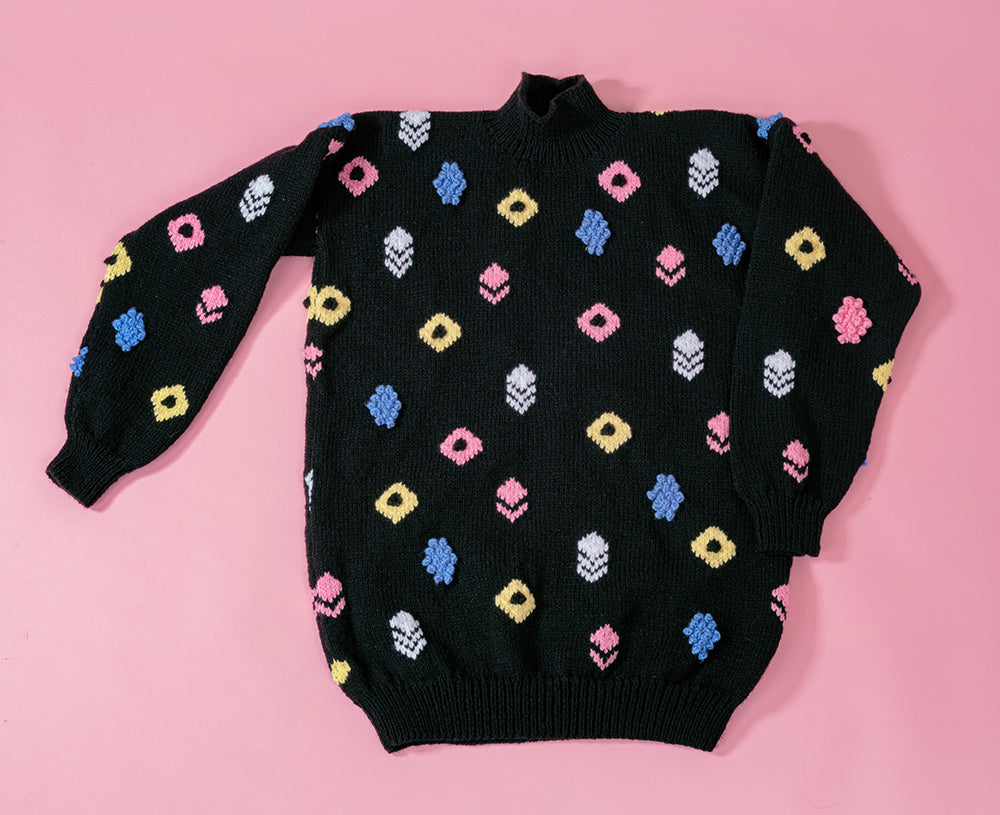 Vintage Sweetie Sweater