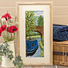 Twilleys Along the Canal Photo Tapestry Kit