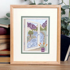 Twilleys Loch View Cross Stitch Photo Kit