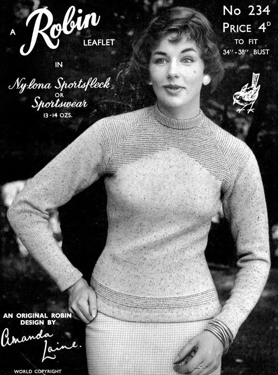 Lady's sweater