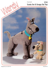 Scooby & Scrappy Toys