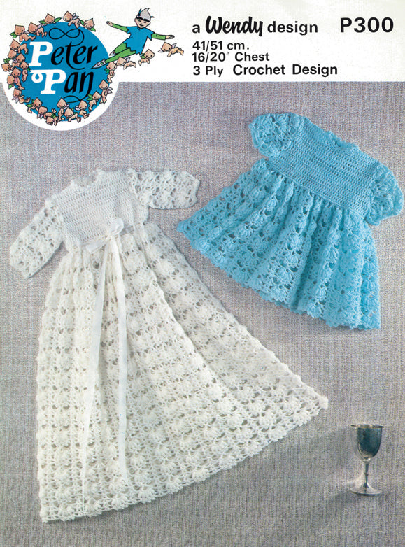 Christening Gown and Short Dress