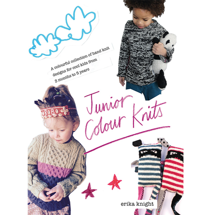 Junior Colour Knits