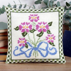 Twilleys Morning Glory Tapestry Cushion Kit | Needlepoint Tapestry