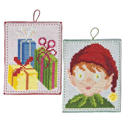 Twilleys Christmas Gifts Cross Stitch Kit For Children