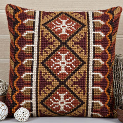 Twilleys Maya Cross Stitch Cushion Kit