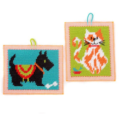 Twilleys Tasty Treats Hanging Tapestry | Cross Stitch For Children