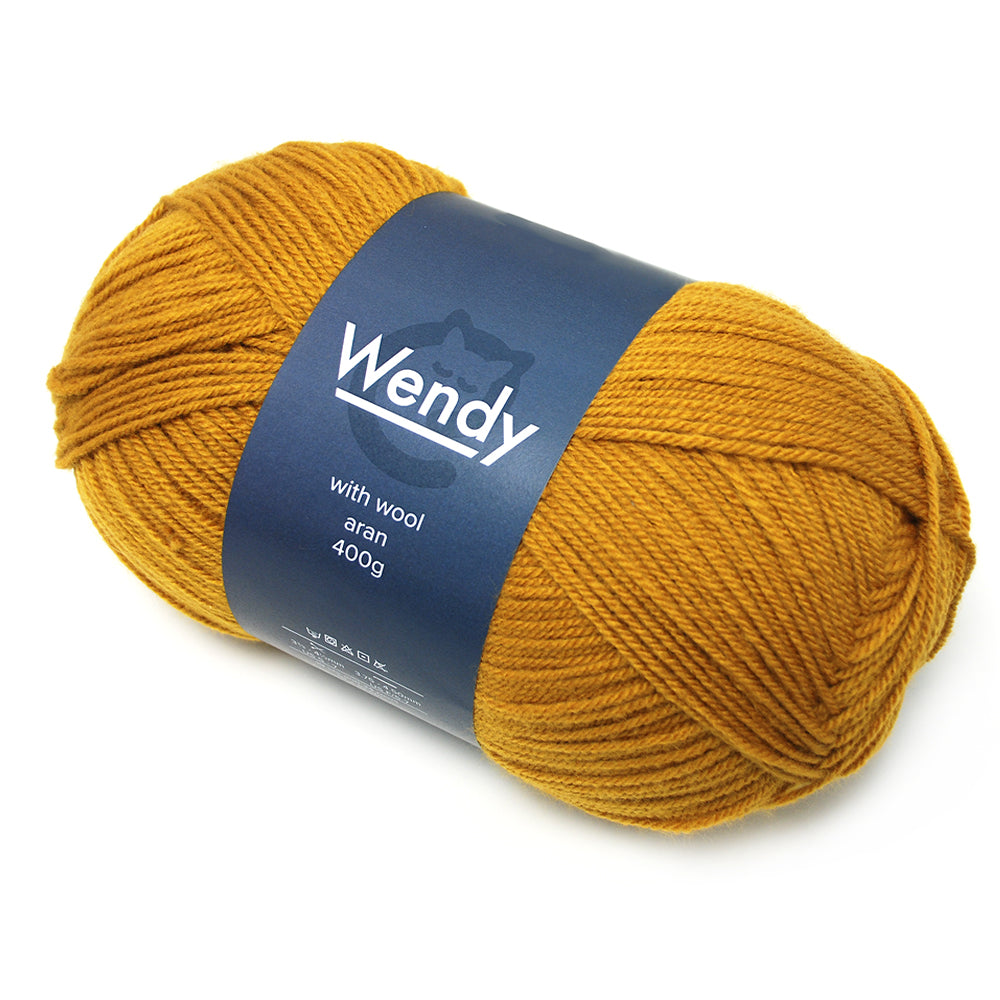 Wendy With Wool Aran 400g