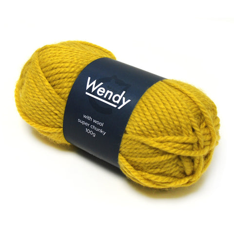 Wendy with Wool Super Chunky