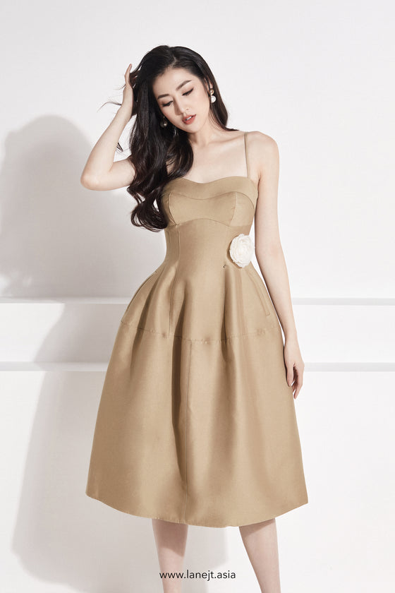 JENESSE Midi Dress