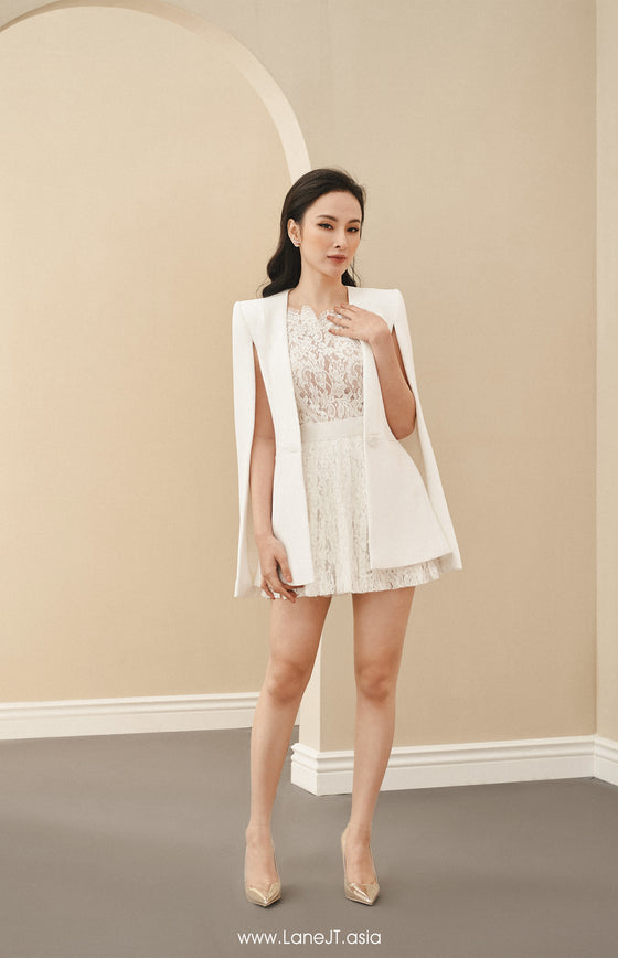 ESTEE Lace Mini Dress