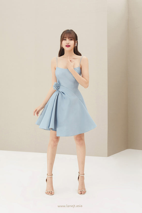 DAPHNE Draped Dress