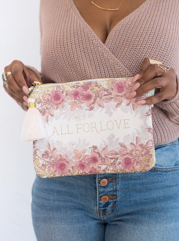 all for love pocket clutch lifestyle