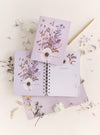 greeting card planner gift set