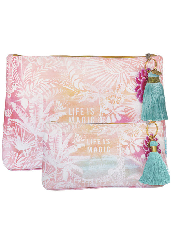 Tassel Pouch, Jungle Magic