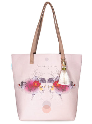 Reflection Bucket Tote