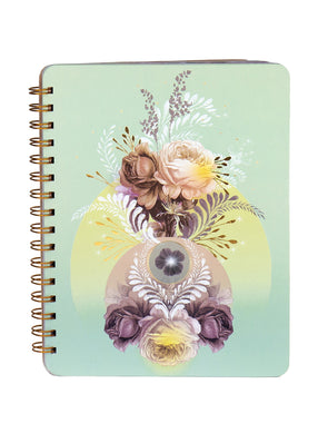 Notebook, Solar Blooms