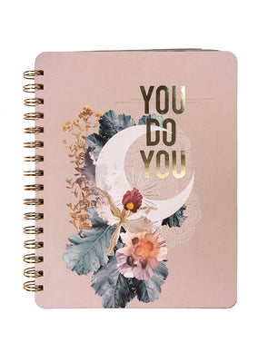 think in magic spiral notebook