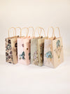 assortment of plum leaves gift bags