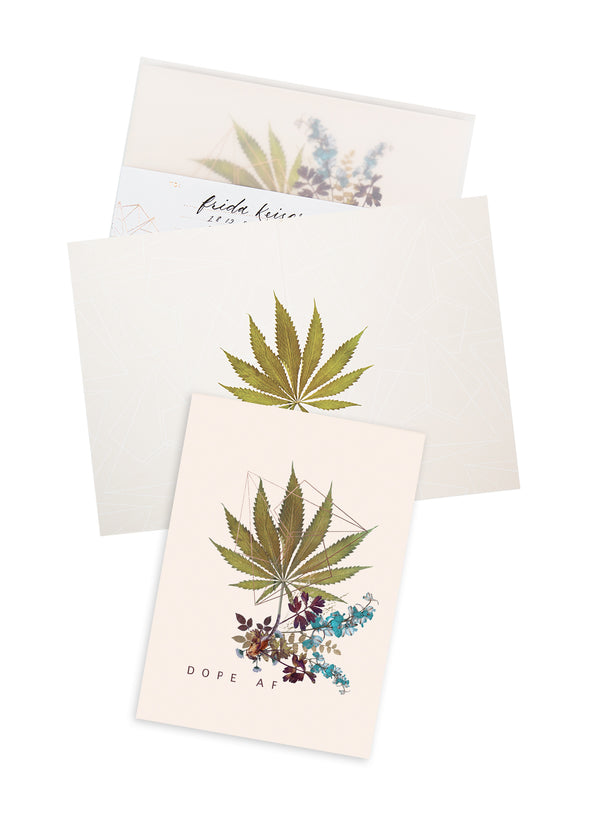 Greeting Card, Dope