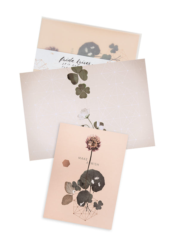 Greeting Card, Sweet Clover