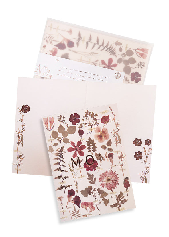 Mom Greeting Card with envelope