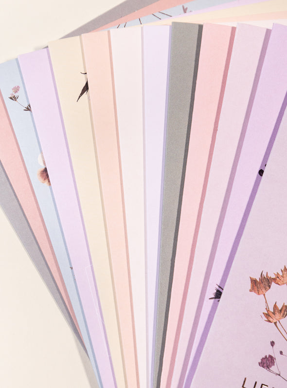 greeting card colors