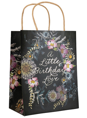 seeds birthday gift bag front