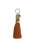 Jupiter Tassel Key Chain