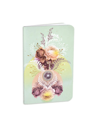 Solar Blooms Mini Book