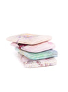 stack of coin purses