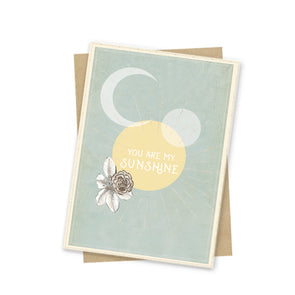 Mini Card, Sunshine