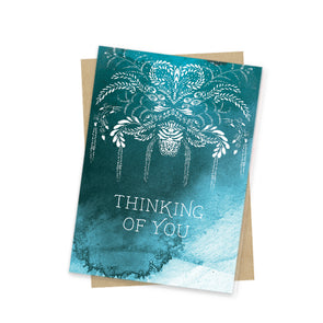 Mini Card, Catalina Thinking of You