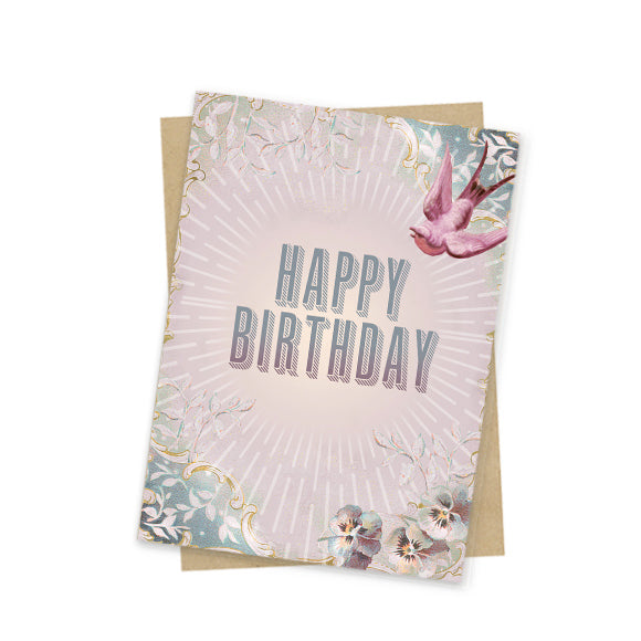 Mini Card, Fierce Birthday